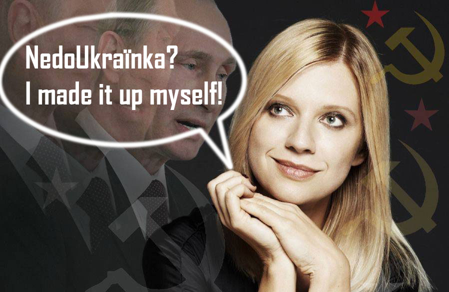 "Lisitsa's ""subhuman"" Twitter Pseudonym A Hoax -Euromaidan"