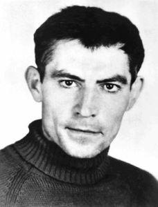 Vasyl Stus, major Ukrainian poet and Soviet dissident