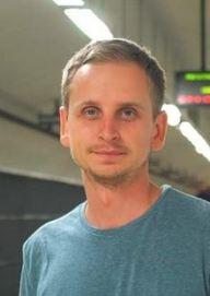 Andriy Grushetskyi, founder of Nova Europa