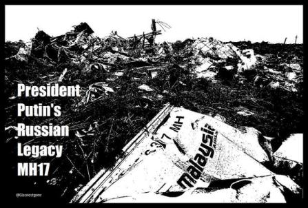 MH17 - President Putin's Russian Legacy