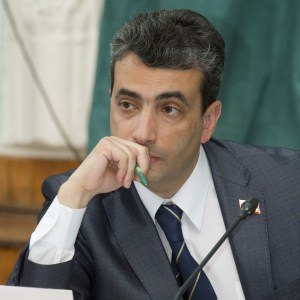 Lev Shlosberg, the only member of Russia's Yabloko opposition party in Pskov Oblast Assembly (Image: FB)
