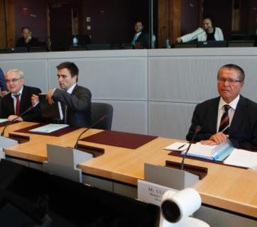 Russia Ukraine Klimkin Ulyukayev DCFTA Europe