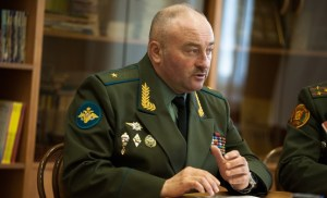Major general Aleksandr Shushukin, 52, who was the deputy chief of staff of the Russian paratrooper forces and led the Russian military invasion in Crimea died suddenly on December 27, 2015