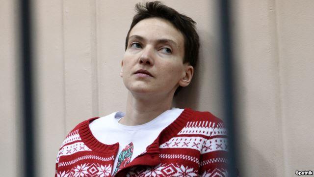 Savchenko hunger strike