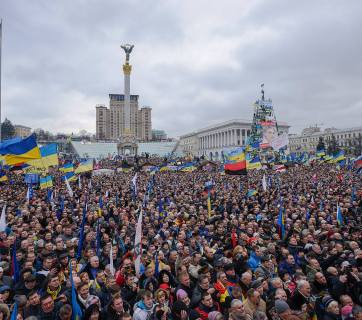 Ukraine Maidan protests