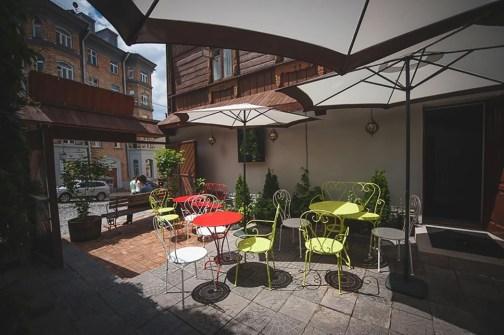 Kanapa restaurant Kyiv 3