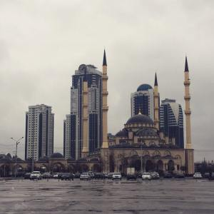 Yashin in Grozny