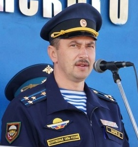 Photo: Russian Armed Forces Colonel Dmytro Yevhenovych Bondarev (Russian: Дмитрий Евгеньевич Бондарев). Source: gur.mil.gov.ua