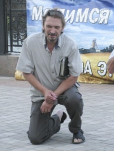 Pastor Aleksandr Khomchenko