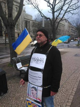 #FreeSavchenko
