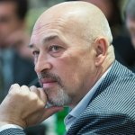 Heorhiy Tuka, deputy minister for the affairs of the temporarily occupied territories and IDPs (Image: UNIAN)