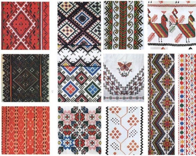 Secret ancestral codes: 12 main symbols in Ukrainian embroidery