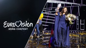 Jamala of Ukrainian Crimea is the winner of the 2016 Eurovision Song Contest! (Image: Eurovision Song Contest)