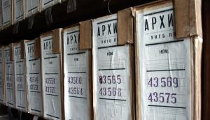 Soviet archives (Image: Sergey Bertov / Interpress)