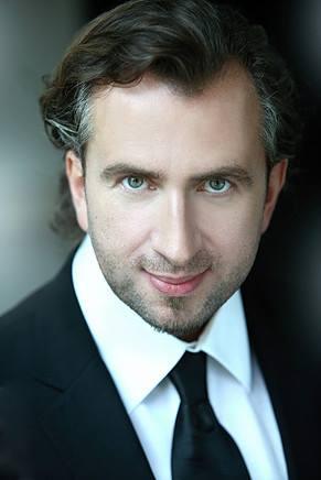 Wassyl during his career at the Paris Opera