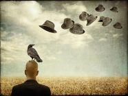 Digital photo manipulation by Sarolta Ban (Image: polyvore.com)