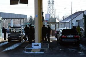 Uspenka border crossing is one of many on the 409-km part of the Ukrainian-Russian border that is not controlled by Ukraine, which is used by Russian mercenaries and regular servicemen to smuggle weapons from the Russo-Ukrainian war back into Russia. (Image: Hanna Naronina, Euromaidan Press)February 2015 (Image: Vasiliy Maximov, AFP/Scanpix/LETA)