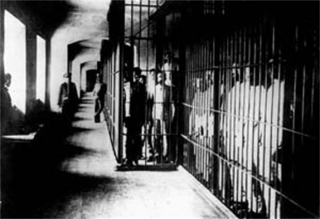 Solovki inmates