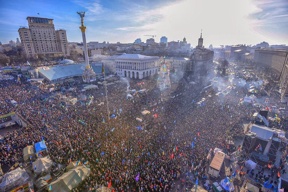 Euromaidan, Kyiv, December 2013