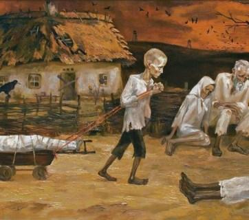 Nina Marchenko, The Last Road (Holodomor famine-genocide 1932-1933)