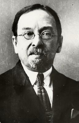 Oleksandr Shchukarev, the Professor of Chemistry at the Kharkiv Technological Institute