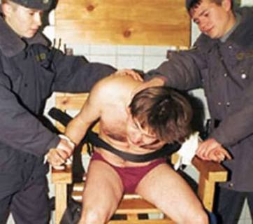 Tortures by Russian police (Image: akirama.com)