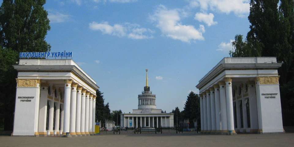 The Exposition of Achivements is considered to be a monument of communist propaganda itself. Photo: funtime.kiev.ua