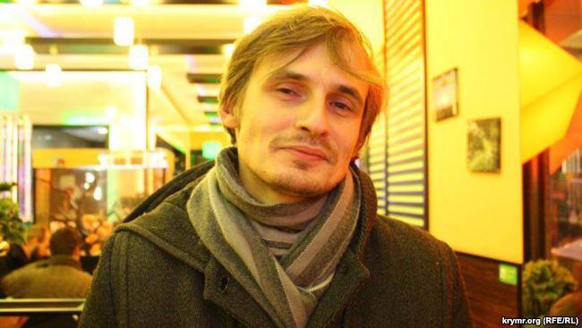 Mykhailo Lebid. Photo: RFE/RL