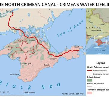 north-crimean canal