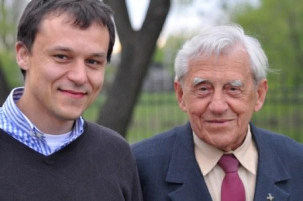 Brzhezytsky and son