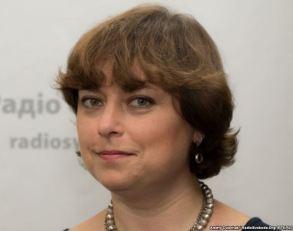 Yuliya Tyshchenko. Photo: RFERL