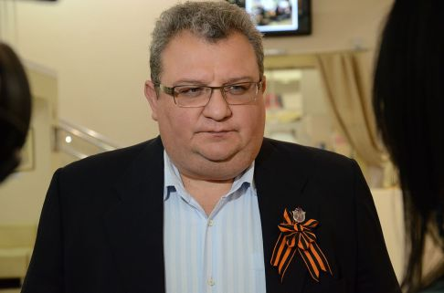 "Igor Martynov, ex ""mayor"" of Donetsk. Photograph: Wikipedia"