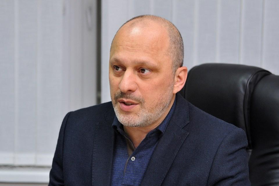 Zurab Alasania Photo: Public Broadcasting Company of Ukraine