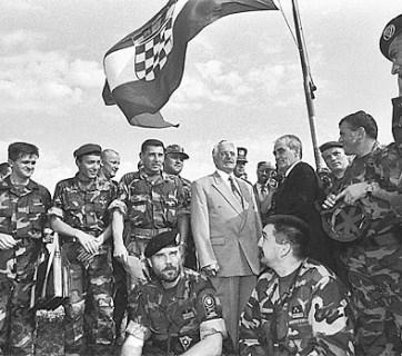 The Croatian Scenario