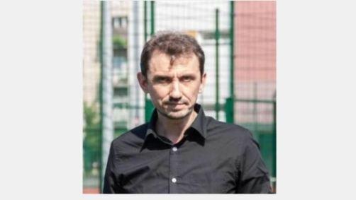 Euromaidan activist Serhiy Trushkin