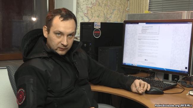 Михайло Макарук, представник «Інформнапалму»