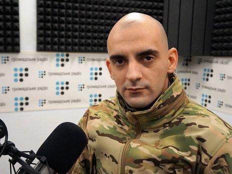 Yevhen Chudnetsov. Photograph: hromadskeradio.org