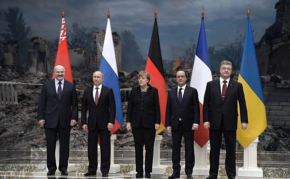 Collage: Euromaidan Press