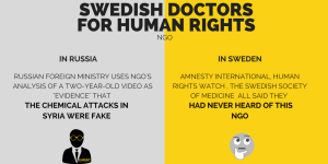 Fake Swedish doctors' NGO