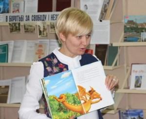 Ukrainian writer Larysa Nitsoi (Image: culturemeter.od.ua)