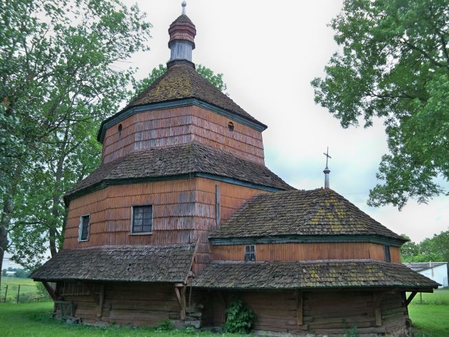 Church of St. Paraskeviya, Busk, Lviv Oblast
