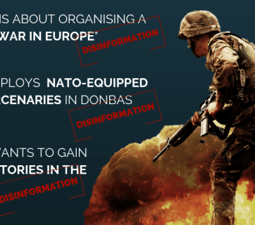 Top three ways Russia spreads disinformation about NATO military exercises