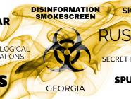 russian propaganda bio weapons conspiracies