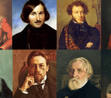 Prominent writers and poets of the Russian imperial period include Ukrainians like Nikolai Gogol and ones who grew up in Ukraine like Anton Chekhov and Mikhail Bulgakov.