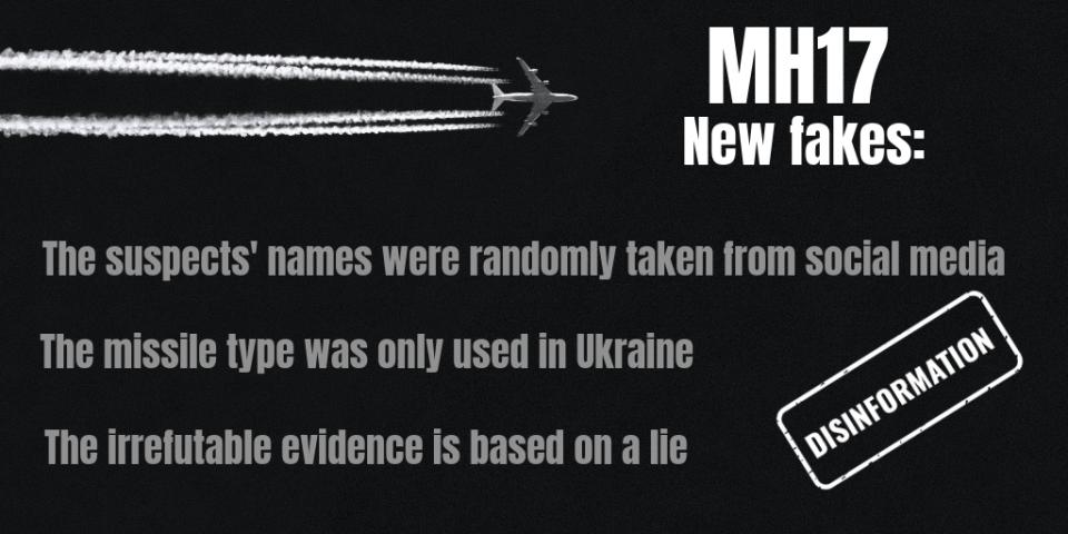 Russian propaganda narratives on mh17