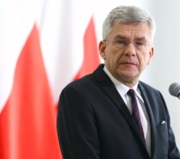 Stanisław Karczewski, the Marshal of the Senate of the Republic of Poland (Photo: twitter.com/polskisenat)