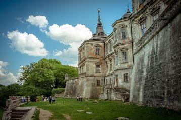 Pidhirtsi Castle. Photo: Zysko Serhii/Wikimedia Commons