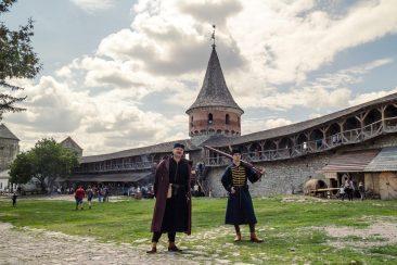 Kamianets-Podilskyi Castle. Photo: ukrainer.net