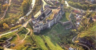 Kamianets Castle. Photo: tsn.ua