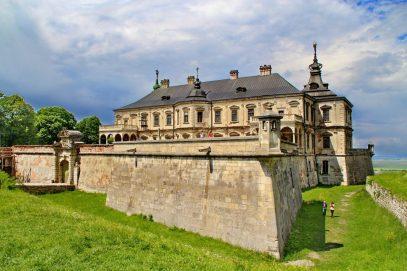 Bastions of Pidhirtsi Castle. Photo: svoboda-news.com